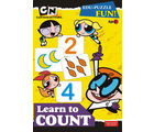 Cartoon Network Learning To Count (Multicolor)