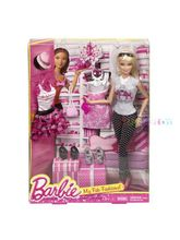 Barbie My Fab Fashions Doll Assortment, Multicolor