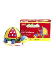 Funskool Roly Poly Turtle - TWTW328, Multicolor
