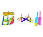 Buddyz Ring Toss And Good Catch Senior Combo Set For Kids, multicolor