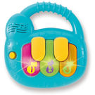 Winfun Baby Musician Keyboard, multicolor