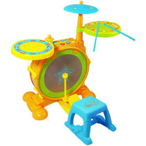 Winfun Winnie the Pooh Rockin Band Drum Set, multicolor