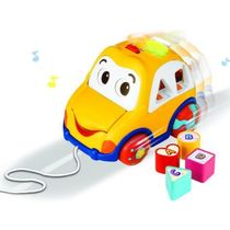 Winfun Rhymes And Sorter Car (Yellow), multicolor