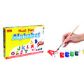 Buddyz Mould Paint - Do - it - Yourself - Alphabet for Kids
