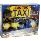 TACTIC Tuk Tuk Taxi Board Game, multicolor