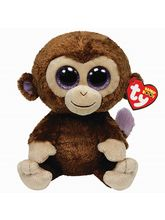 TY Coconut Monkey, Brown