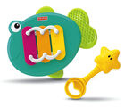 Fisher Price Growing Baby Musical XyloTap-a-Tune Fish (Multicolor)