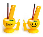 Buddyz Smile Cup Stationery Kit, multicolor