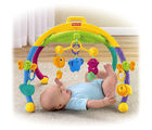 Fisher Price Animal Activity Gym - TWTW16461, multicolor