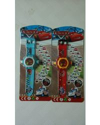 U Smile Electric Watch, multicolor