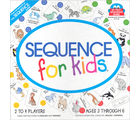 Sequence for Kids, multicolor