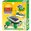 6-In-1 Educational Hybrid Solar Kit
