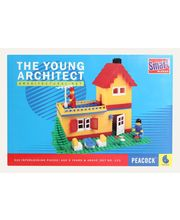 Peacock Smart Blocks - The Young Architect, Multicolor
