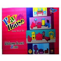 Sunny Toys Playhouse, multicolor