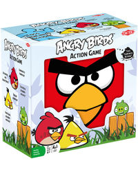Tactic Angry Bird Action Game, multicolor