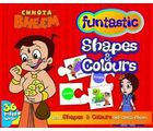 Chhota Bheem Shapes & Colours (Multicolor)