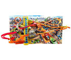 Hot Wheels Wall Tracks Power Tower (Multicolor)