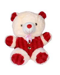 Joy King Teddy, white