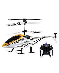 Saffire Flying Remote Control Helicopter,  yellow