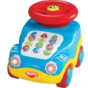 Mitashi Skykids Learning Car Musical Toy, multicolor