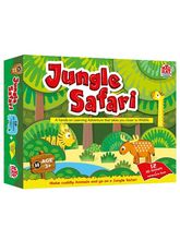 Mad Rat Games Jungle Safari, Multi