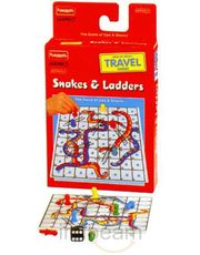 Funskool - Snakes & Ladders (Travel)
