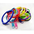 Cool Trends Fancy Zipper Bracelet Set of 5, assorted