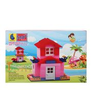Peacock Smart Blocks - Dream House, Multicolor