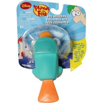Phineas Eye Buggers - Perry (Green& Orange), multicolor