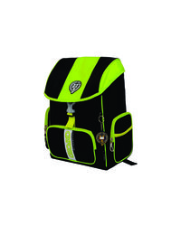 University of Oxford Casual Polyester X-151 School Bags, green