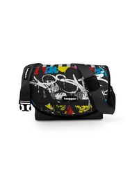 Tagger Urban Electro Laptop Backpack For Unisex, black