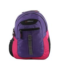 Bleu School Bag Ideal for Kids, blue and pink