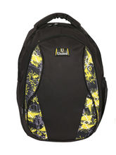 United Vine Series Yellow Backpack 35 L Backpack, multicolor