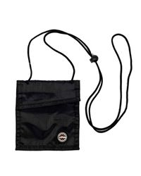 Security Neck pouch, black