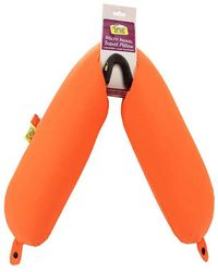 Multifunctional Microbeads pillow,  orange
