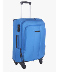 Tommy Hilfiger Colabmia Exclusive Light Blue -55 cmSoft Luggage Strolley