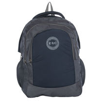 Estrella Companero Awesome Backpack, grey and blue