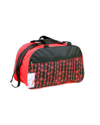 Believe Branded Sports Bag, multicolor