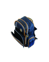 University of Oxford Healthy Polyester X-026 School Bags, navy