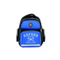 University of Oxford Healthy Polyester School Bags with Night Glowing Radium X-154, blue