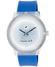 Fastrack Unisex Watch 9948PP02, multicolor, blue