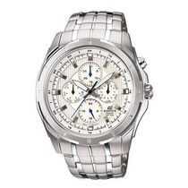 Casio Gents Watch EF-328D-7AVDF, silver, white