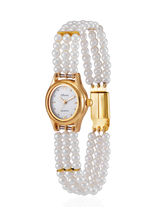 Oleva Ladies Watch OPW 3, white, multicolor