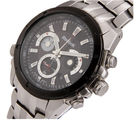 Reebok Gents Elite Chrono Watch 30214GA-I18037, black, steel