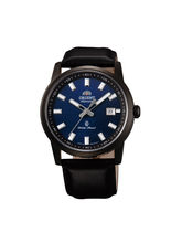 Orient ER23002D Men Luxury Watch, blue, black