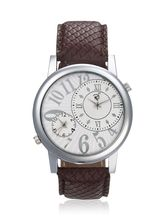 Rico Sordi Mens Leather Watch