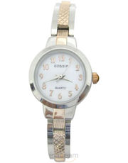 Gossip Rosetone Fashion Adjustable Watch (MIL11685)