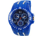 Exotica Gents Fashions Wrist Watch (EF-02-BLUE-PL)