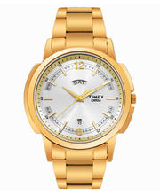 Timex  Empera Analog Men Watch - TI000U30000, Silver, Golden