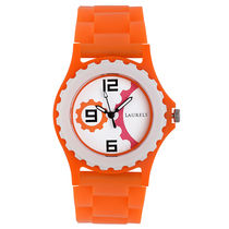 Laurels Kids 1 Analog White Dial Kids Watch-Lo-Kd-1009